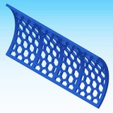 GRATE MB13A-1.00X3.00-HEX