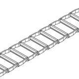 IN-FEED CHAIN